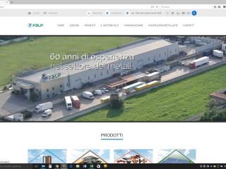 Online il nuovo sito Falp
