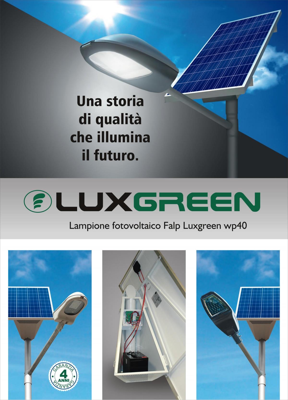 LuxGreen Falp