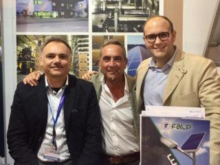 Ottimi riscontri per Falp all'Energy Med 2017