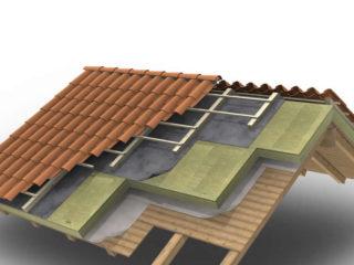Come funziona un tetto ventilato