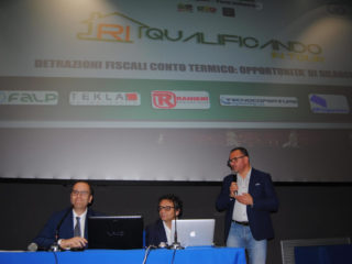 Con l'evento di Napoli Riqualificando in Tour chiude i battenti